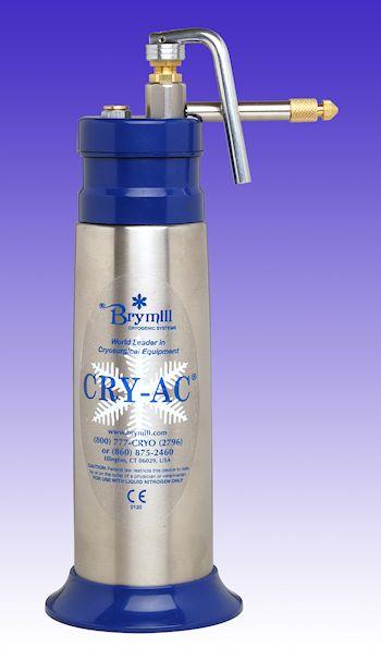 Cry-Ac® and Cry-Ac®-3 Liquid Nitrogen Dispensers | Brymill